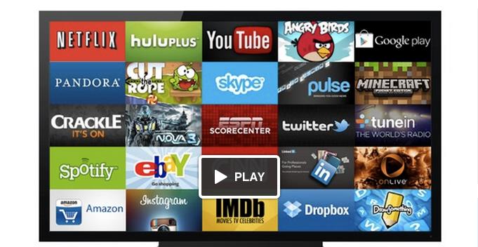 Smart TVs no disponíveis no mercado brasileiro  (Foto: Reprodução)