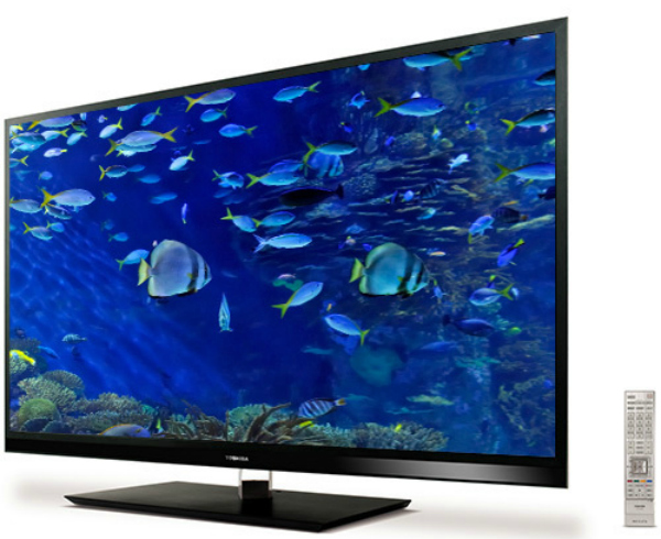 Toshiba tem televisão com preço menor (Foto: Divulgação)