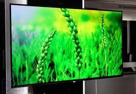 TV LG com tecnologia OLED (Foto: Reproduo) (Foto: TV LG com tecnologia OLED (Foto: Reproduo))