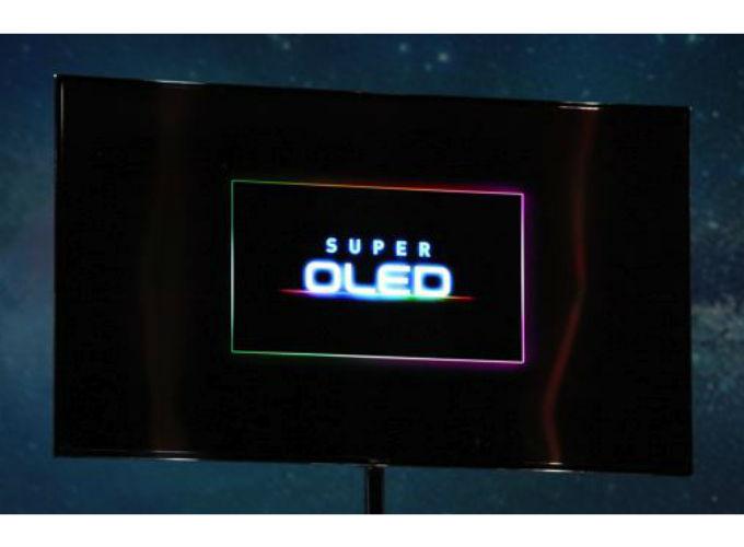 TV OLED anunciada pela Samsung na CES 2012 (Foto: Reprodução)