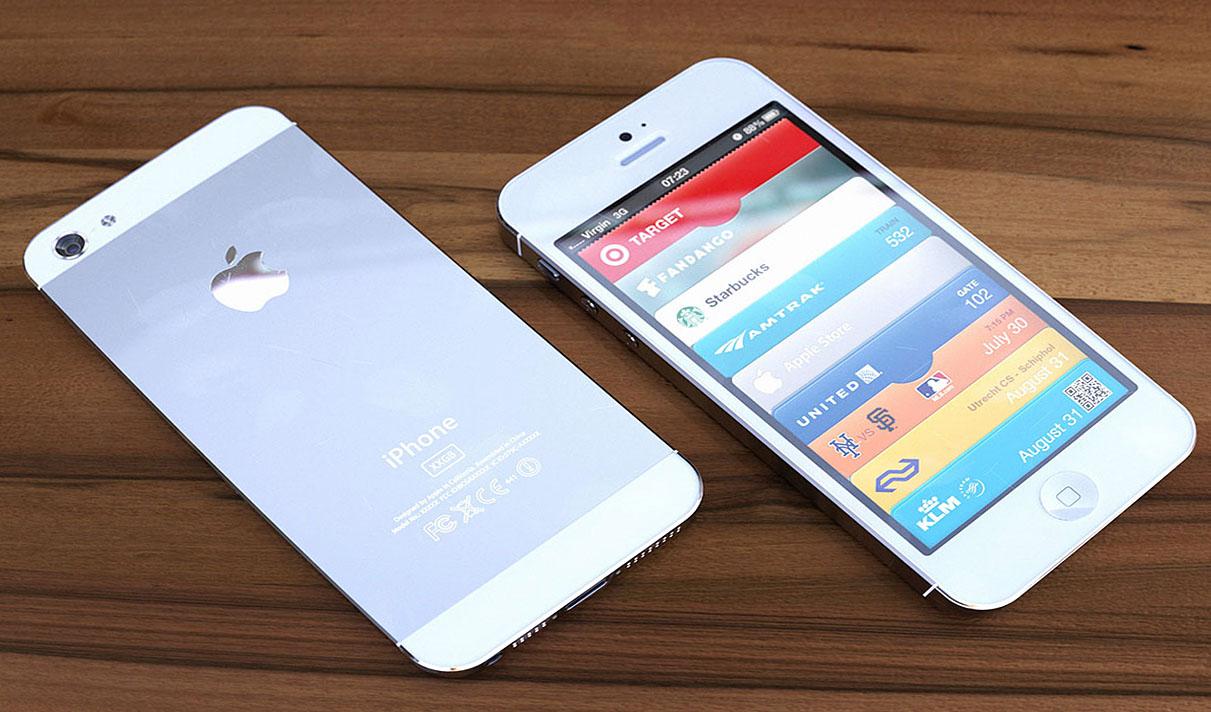 Suposto iPhone 5 (Foto: Reprodução)
