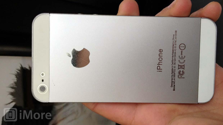 Um dia antes do lançamento, iPhone 5 ganha fotos em alta definição