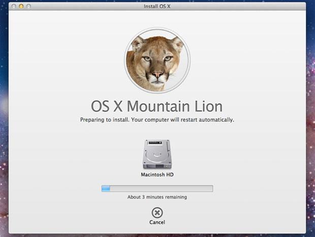 Desenvolvedores informam que atualização corrige o problema do alto consumo de energia no Mountain Lion (Foto: Reprodução)
