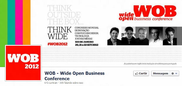 WOB promete fazer sucesso no Rio de Janeiro (Foto: Reprodução)