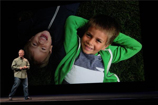 Demonstração prova alta qualidade das fotos com iPhone 5 (Foto: CNET)