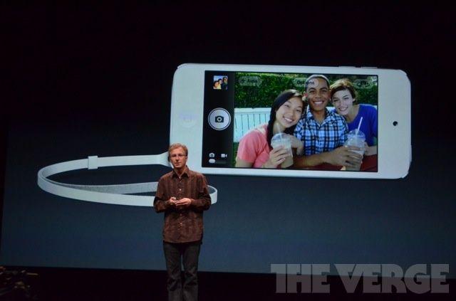 O Loop é uma das novidades da marca para o novo iPod Touch (Foto: Reprodução/The Verge)