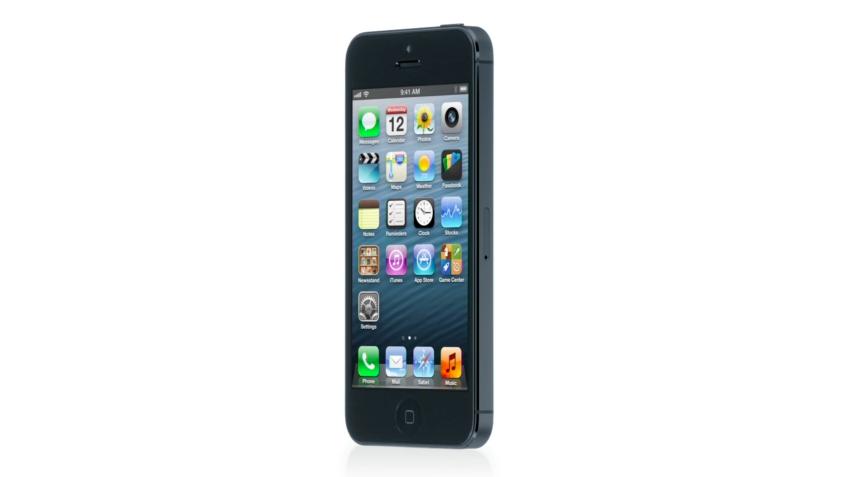 iPhone 5 preto (Foto: Divulgação)