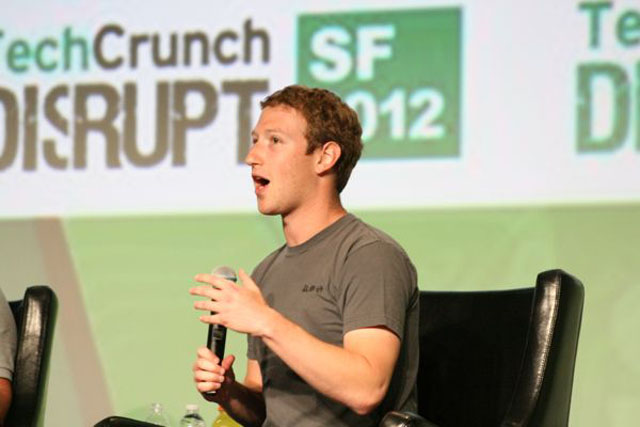 Zuckerberg fala sobre o potencial dos games no Facebook (Foto: Reproduo/Mashable)