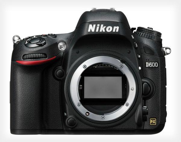 D600 foi lançada pela Nikon nesta quinta (Foto: Divulgação)