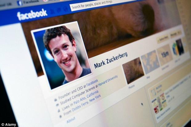 Foto de perfil do Facebook é fundamental na sua reputação (Foto: Reprodução)