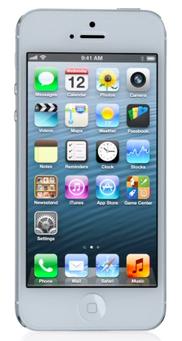 iPhone 5 (Foto: Divulgação)