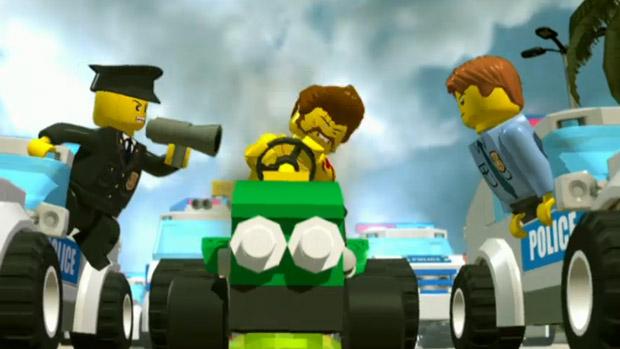 Lego City Undercover (Foto: Divulgação)