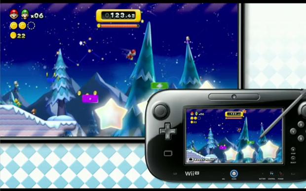 New Super Mario Bros. U (Foto: Reprodução)