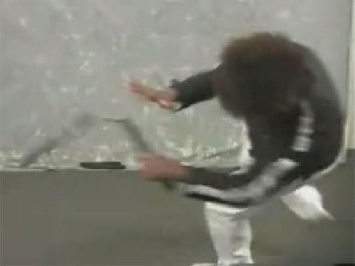 Afro Ninja, famoso meme tem mais de 15 milhões de visualizações (Foto: Reprodução)
