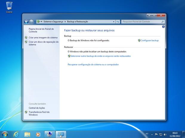 Imagem do Windows 7 - Passo 3