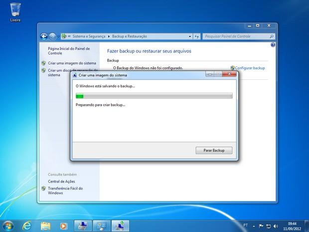 Imagem do Windows 7 - Passo 6