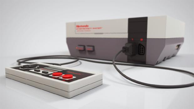 Nintendo 8 Bits (NES) (Foto: Divulgação)