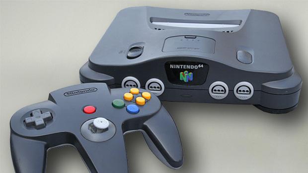 Nintendo 64 (Foto: Divulgação)