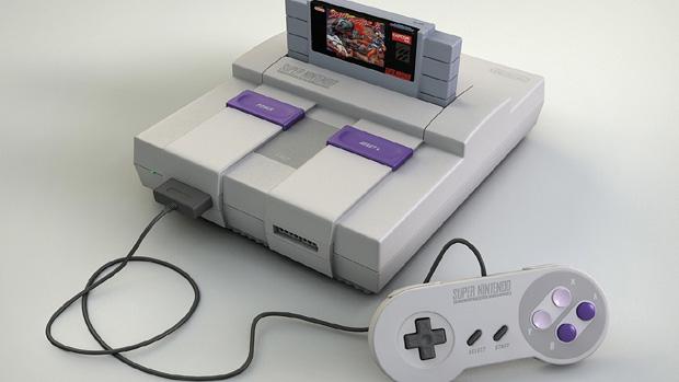 Super Nintendo (Super NES) (Foto: Divulgação)