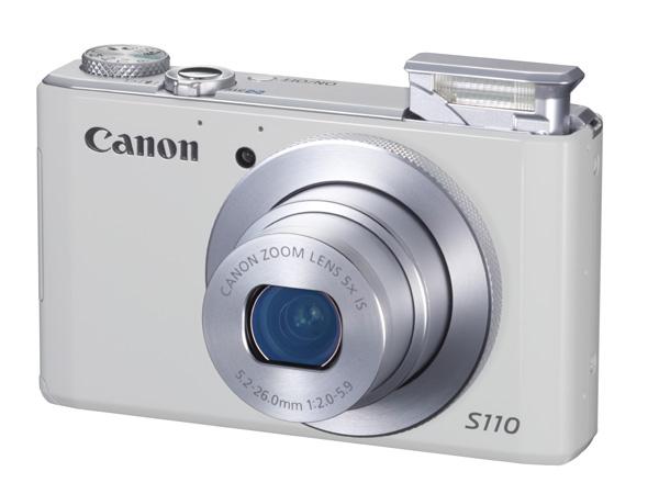 S110 é modelo mais econômico da Canon (Foto: Divulgação)