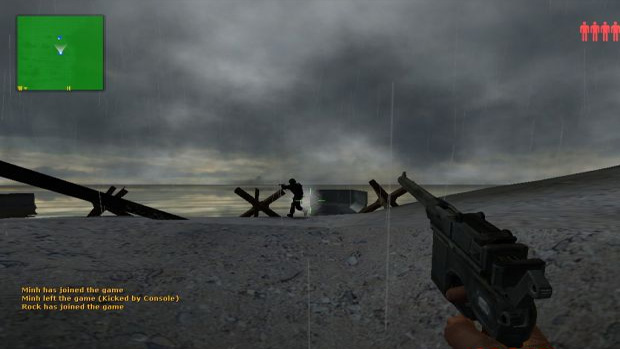 Counter-Strike: Respect and Honor 1944 (Foto: Divulgação)