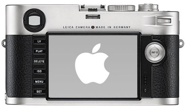 Leica ter modelo criado por design da Apple (Foto: Reproduo)