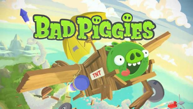Bad Piggies te coloca no controle dos vilões (Foto: Divulgação) (Foto: Bad Piggies te coloca no controle dos vilões (Foto: Divulgação))