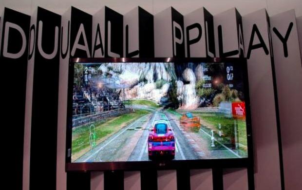Função Dual Play é revolucionária no mundo das televisões (Foto: Divulgação)