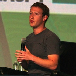 Mark Zuckerberg, CEO do Facebook (Foto: Reprodução)