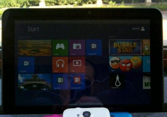 Novo tablet da ZTE vai rodar o sistema operacional da Microsoft (Foto: Foto Reprodução)
