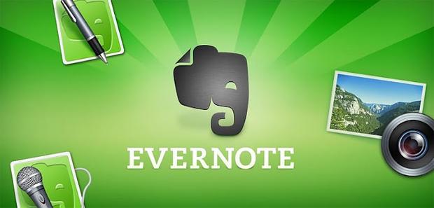 Evernote (Foto: Reprodução)