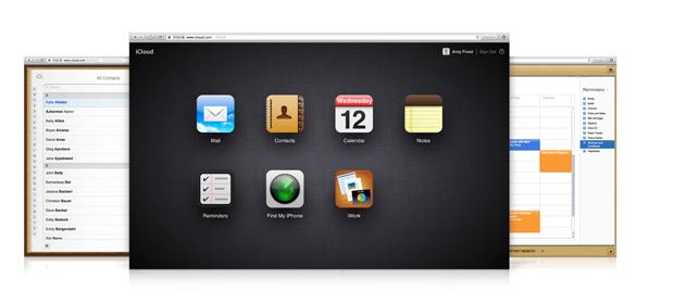 iCloud (Foto: Reprodução)