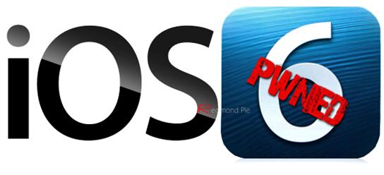 iOS 6 já ganhou jailbreak na rede (Foto: Reprodução)