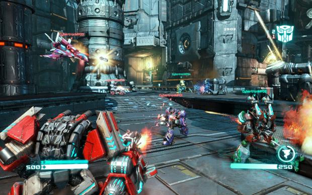 Transformes Fall of Cybertron (Foto: Divulgação)