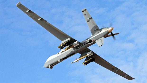 Avião não tripulado de alta tecnologia é uma das apostas norte-americanas para o futuro (Foto: Reprodução)