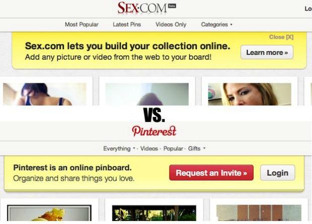Polêmica entre Pinterest e site de fotos se espalhou na web (Foto: Reprodução)