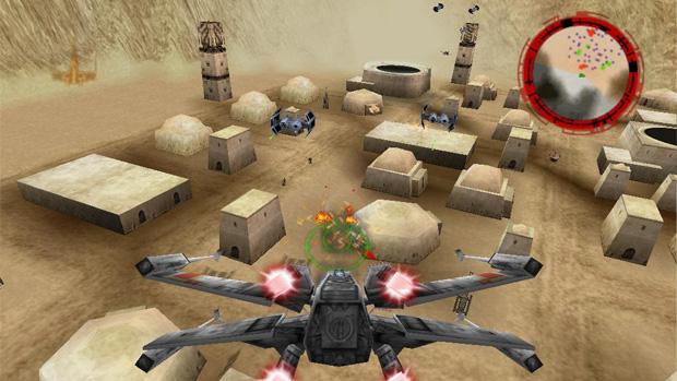 10 - Star Wars: Rogue Squadron (Foto: Divulgação)