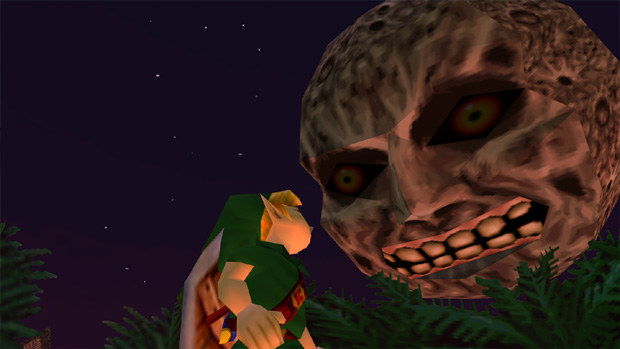 The Legend of Zelda: Majora's Mask (Foto: Divulgação)
