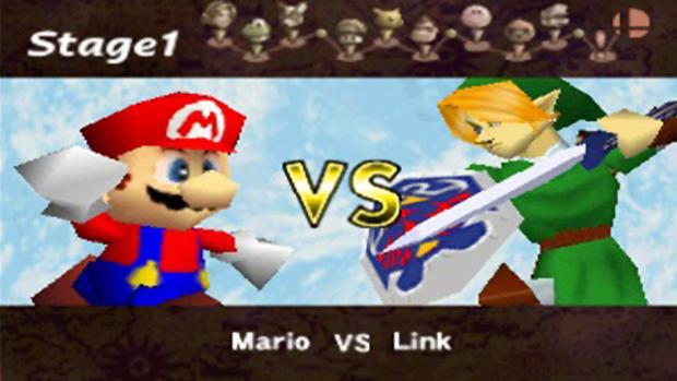 8 - Super Smash Bros. (Foto: Divulgação)