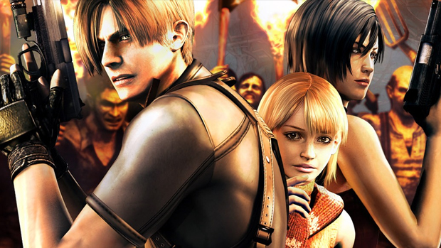 Resident Evil 4 traz Leon, Ada e Ashley. (Foto: Divulgação) (Foto: Resident Evil 4 traz Leon, Ada e Ashley. (Foto: Divulgação))