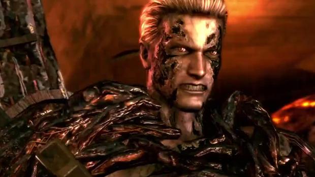 Resident Evil 5 traz o final da maior rivalidade da franquia. (Foto: Reprodução) (Foto: Resident Evil 5 traz o final da maior rivalidade da franquia. (Foto: Reprodução))