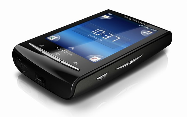 Sony Ericsson Xperia X10 mini (Foto: Divulgação)