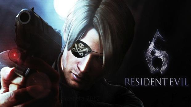 Resident Evil 6 vaza na internet uma semana antes do lançamento (Foto: Reprodução/Rafael Monteiro)