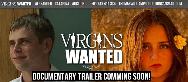 Virgins Wanted está bombando na web (Foto: Reprodução)