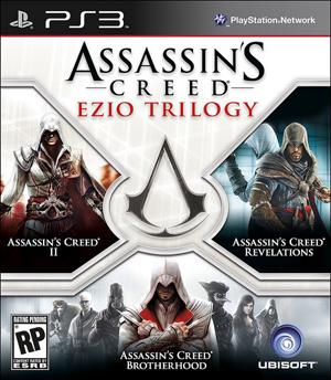 Trilogia Ezio (Foto: Divulgação)