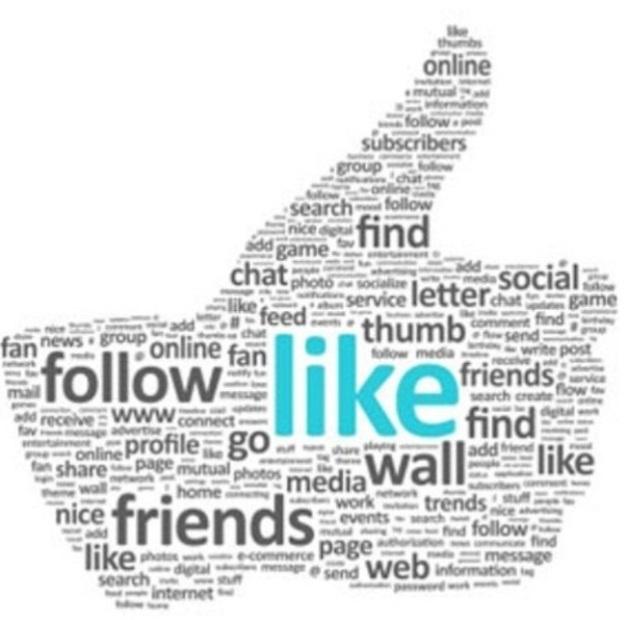 Interações nas mídias sociais (Foto: Reprodução)
