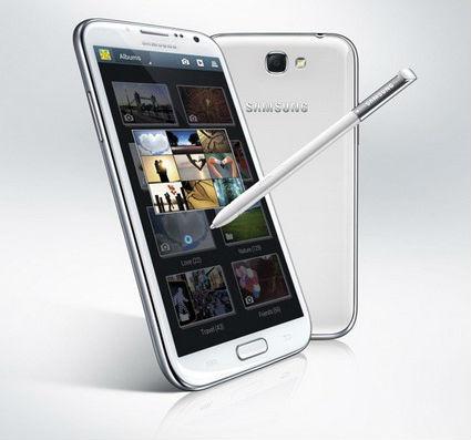 Galaxy Note 2 foi prometido para o fim de outubro (Foto: Divulgação)