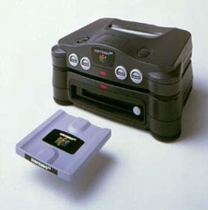 Nintendo 64DD (Foto: Divulgação)