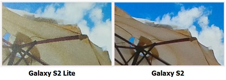 O Galaxy S2 e sua câmera de 8 megapixels geram imagens suaves e sem granulação (Foto: Reprodução)