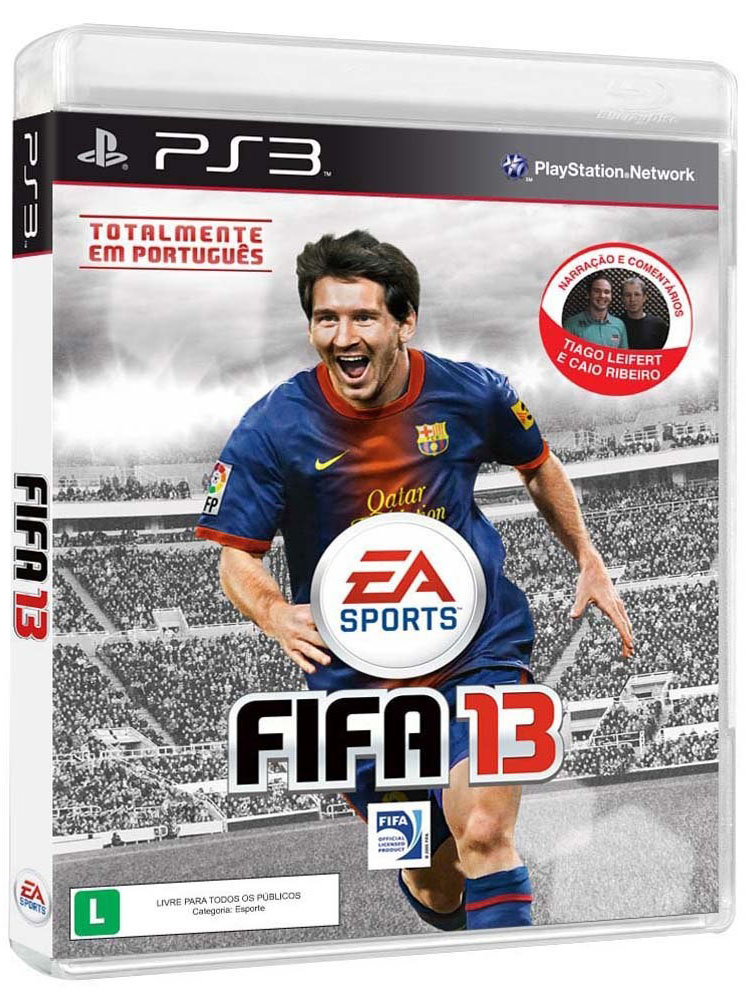 FIFA 13 (Foto: Divulgação) (Foto: FIFA 13 (Foto: Divulgação))